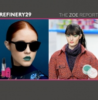 Zoe & Refinery - coloured raine