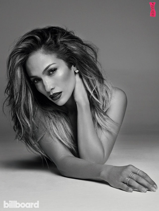 Jennifer Lopez wears Julieri Jewelry for Billboard shoot !